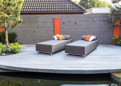 Lounge-Liegen