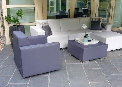 Loungeset Terrasse
