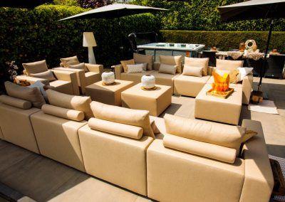 Lounge-Gruppe